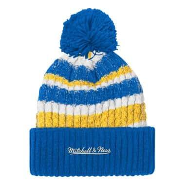 2ed6940a7da Irish Sweater Knit Denver Nuggets - Shop Mitchell   Ness Knit Hats ...