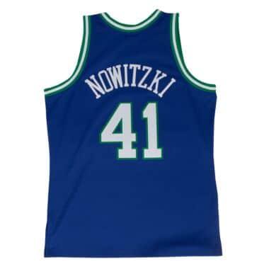 c700b570a Dirk Nowitzki Swingman Jersey Dallas Mavericks Mitchell   Ness ...