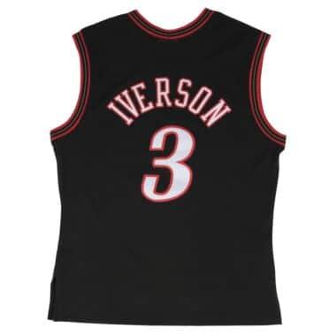 05d9d8c853c ... usa allen iverson swingman jersey philadelphia 76ers 07a16 1d087