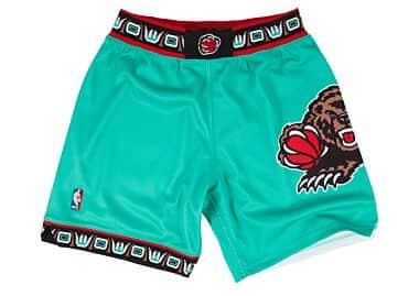 d12d49e81a3 1995-96 Authentic Shorts Vancouver Grizzlies