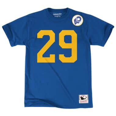 Eric Dickerson Name   Number Tee Los Angeles Rams ddd8233ca
