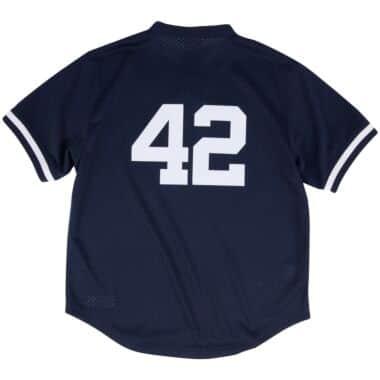 79e7622ac5e 562141895MRIV1. Mariano Rivera 1995 Authentic Mesh BP Jersey New York  Yankees