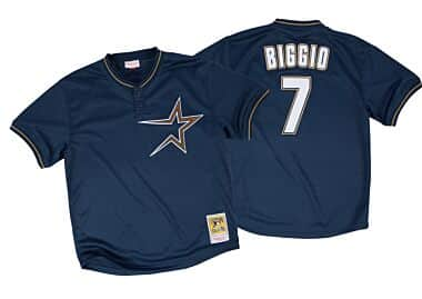 Mesh BP Jerseys - Houston Astros Throwback Apparel   Jerseys ... 88afafb12
