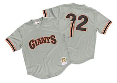 7c5ce8f19 San Francisco Giants Throwback Apparel & Jerseys | Mitchell & Ness ...