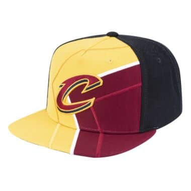 b8490a6ad39 Team Up Snapback Cleveland Cavaliers