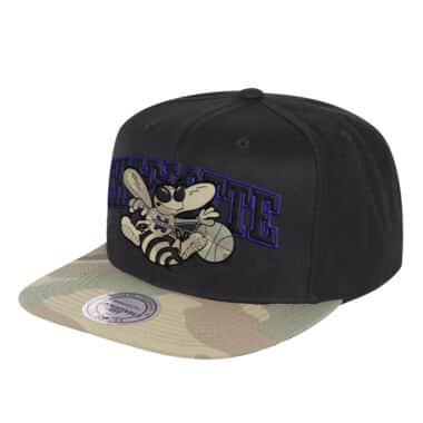a39c4ca8b99 Snapback - Charlotte Hornets Throwback Apparel   Jerseys