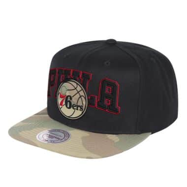 Snapback - Philadelphia 76ers Throwback Apparel   Jerseys  76394b658791