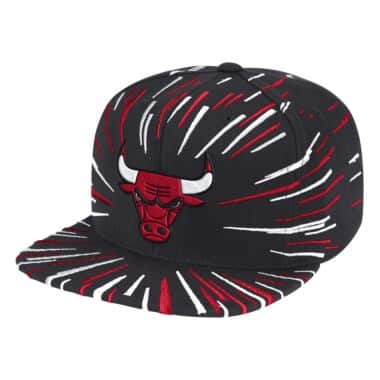 fd5068b0a07 Snapback - Chicago Bulls Throwback Apparel   Jerseys