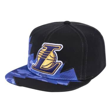 ee52ea3d684c7 Squadra II Snapback Los Angeles Lakers