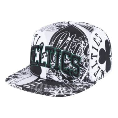 8e92b6b4a6536 Process Snapback Boston Celtics
