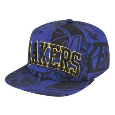 ac17e29a162da Process Snapback Los Angeles Lakers
