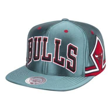 f7b9d4496437d Green Jersey Snapback Chicago Bulls