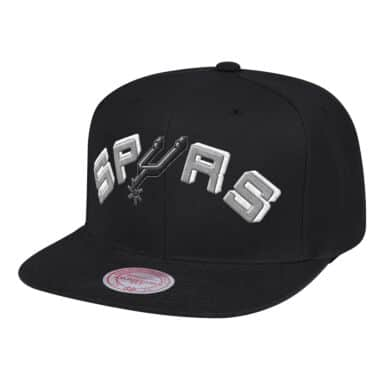 huge selection of e5721 a8d09 Wordmark 1 Snapback San Antonio Spurs