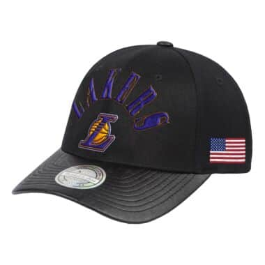 acccc4eab Definitive 110Flex Snapback Los Angeles Lakers