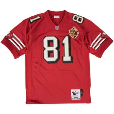 4d206a228 Terrell Owens Authentic Jersey 1996 San Francisco 49ers