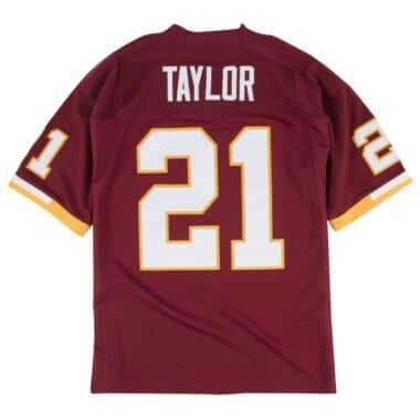 42716e107 Sean Taylor Authentic Jersey 2007 Washington Redskins Mitchell ...