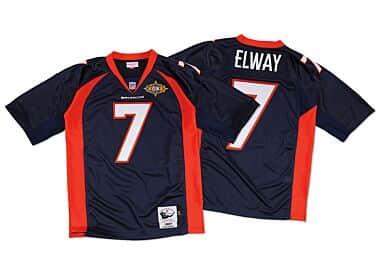 John Elway 1997 Authentic Jersey Denver Broncos 97fcea0d4