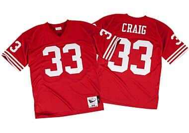b0b36c334 San Francisco 49ers Throwback Apparel & Jerseys | Mitchell & Ness ...