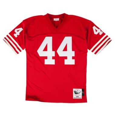 b885848df Tom Rathman 1989 Authentic Jersey San Francisco 49ers