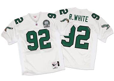 84f2e44c959 Reggie White 1992 Authentic Jersey Philadelphia Eagles Mitchell & Ness  Nostalgia Co.