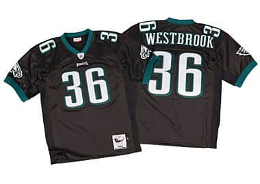 d425752a527 Brian Westbrook 2003 Authentic Jersey Philadelphia Eagles