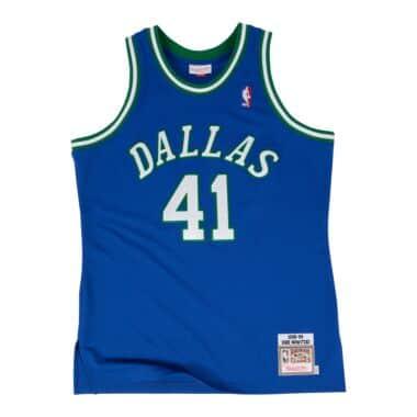 bcf7c76fcdb Dallas Mavericks Throwback Apparel & Jerseys | Mitchell & Ness ...