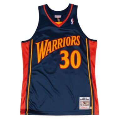85768e43707 Stephen Curry 2009-10 Authentic Jersey Golden State Warriors