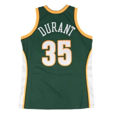 dd81716fb822 722634607KDUR4. Kevin Durant 2007-08 Authentic Jersey Seattle SuperSonics