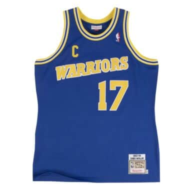 9a2e9426196ca4 Chris Mullin Authentic Jersey 1993-94 Golden State Warriors
