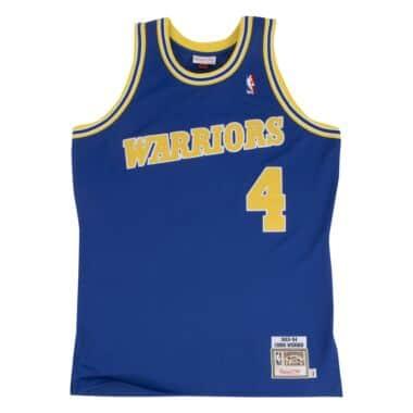 24104d1f88e Chris Webber Authentic Jersey 1993-94 Golden State Warriors