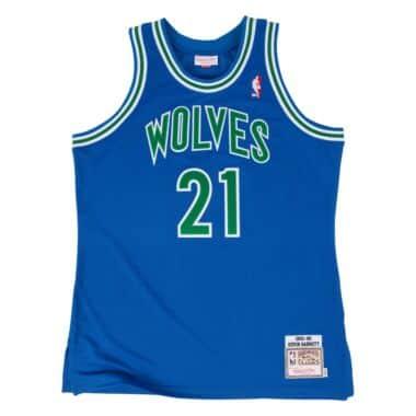 Kevin Garnett 1995-96 Authentic Jersey Minnesota Timberwolves d7358e960