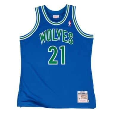 d3268085f Kevin Garnett 1995-96 Authentic Jersey Minnesota Timberwolves