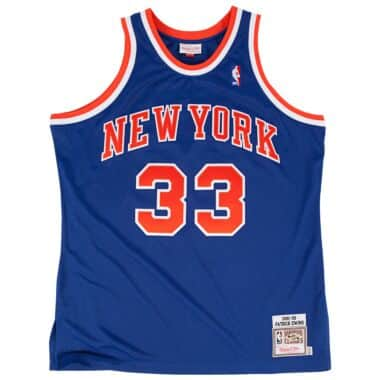 faff31637b17 Patrick Ewing 1991-92 Authentic Jersey New York Knicks