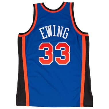 2730b01e204 Patrick Ewing 1996-97 Authentic Jersey New York Knicks