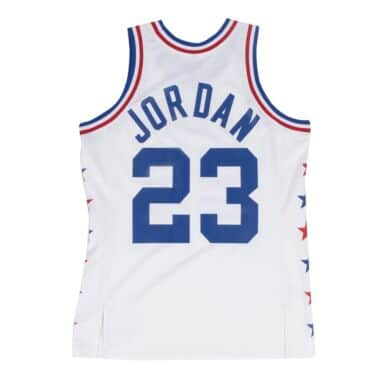 10e9869d9 Michael Jordan 1985 Authentic Jersey NBA All-Star