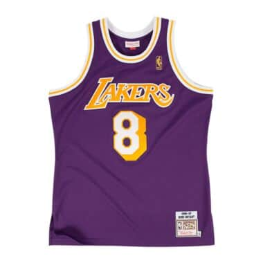 0d295778a0c Kobe Bryant 1996-97 Authentic Jersey Los Angeles Lakers