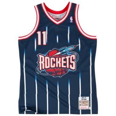 5e3a549daf0 Jerseys - Houston Rockets Throwback Apparel   Jerseys
