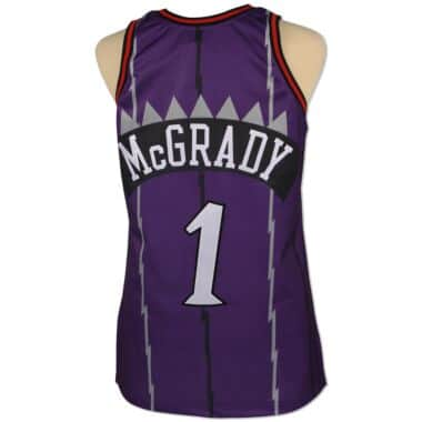 cac19e406 Tracy McGrady 1998-99 Authentic Jersey Toronto Raptors Mitchell ...
