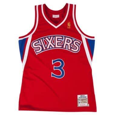 2531aab2d3a7 Jerseys - Philadelphia 76ers Throwback Apparel   Jerseys