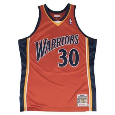 4aea23d381a Stephen Curry Authentic Jersey 2009-10 Golden State Warriors