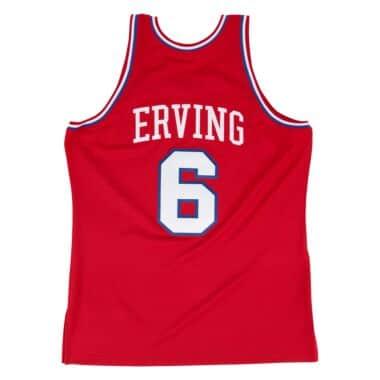 de0432ce307 72263B182JERVI. Julius Erving 1982-83 Authentic Jersey Philadelphia 76ers