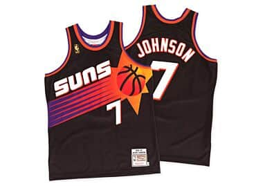 a25fa41f6 Kevin Johnson 1996-97 Authentic Jersey Phoenix Suns