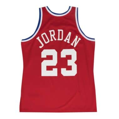 6d8a63616 Michael Jordan 1989 Authentic Jersey NBA All-Star