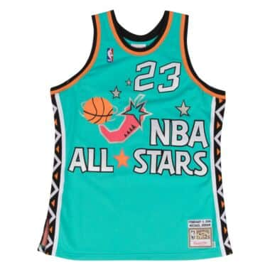 Michael Jordan 1996 Authentic Jersey NBA All-Star e6aafa759