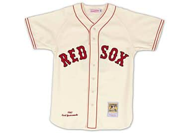 b18ef5b9b88 Carl Yastrzemski 1967 Authentic Jersey Boston Red Sox