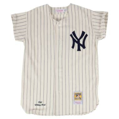 7cf1a78d2e7a1 Whitey Ford 1961 Authentic Jersey New York Yankees
