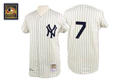 bde5bd6c5 Mickey Mantle 1961 Authentic Jersey New York Yankees