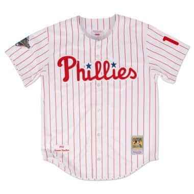 a1b41a90d5f Darren Daulton 1993 Authentic Jersey Philadelphia Phillies