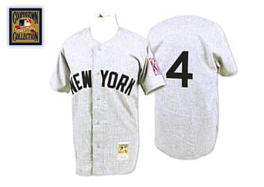 b3ea25cbe2a46 Lou Gehrig 1939 Authentic Jersey New York Yankees
