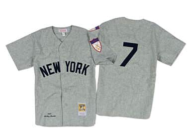 bc5f5e945 Mickey Mantle 1951 Authentic Jersey New York Yankees